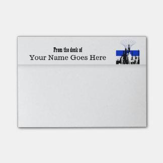 Post-it® Conception de logo d'affaires vos propres