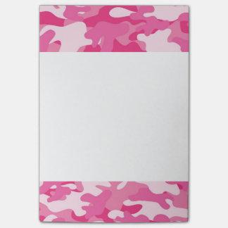 Post-it® Conception rose et blanche de Camo