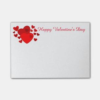 Post-it® Courrier--Notes de Valentines