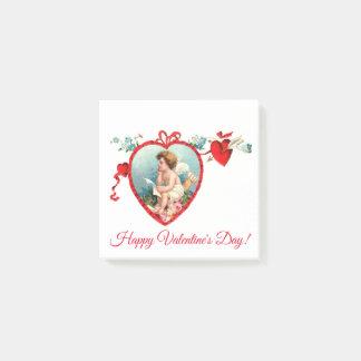 Post-it® Cupidon vintage de Saint-Valentin