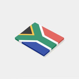 Post-it® Drapeau de l'Afrique du Sud
