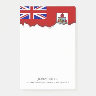 Post-it® Drapeau des Bermudes