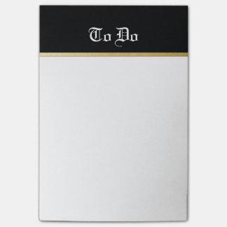 Post-it® Élégant pour faire des notes de liste