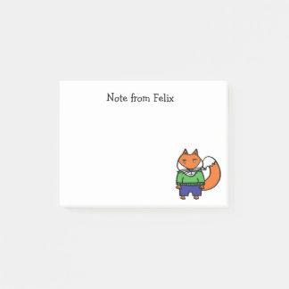 Post-it® Felix le Fox