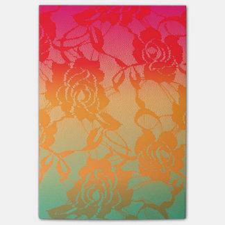 Post-it® Gradient coloré d'été génial frais