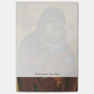 """Post-it® Icône connue sous le nom de """"Vierge de tsar"""