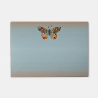 Post-it® Jolies couleurs d'automne de papillon de monarque