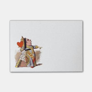 Post-it® La Reine des coeurs - notes de post-it