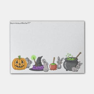 Post-it® Lapins éffrayants de Halloween