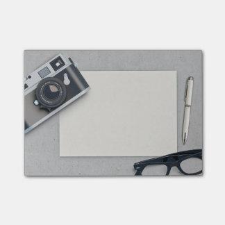 Post-it® Le Courrier-it® de journaliste note 4 x 3