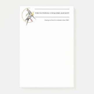 """Post-it® Le Courrier-it® de NCS note 4"""" x 6"""""""