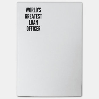 Post-it® Le plus grand agent de prêts des mondes