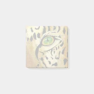 Post-it® L'oeil du léopard (art de Kimberly Turnbull)