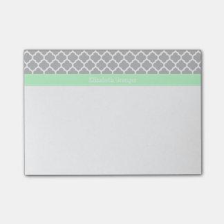 Post-it® Monogramme #5 nommé en bon état marocain de blanc