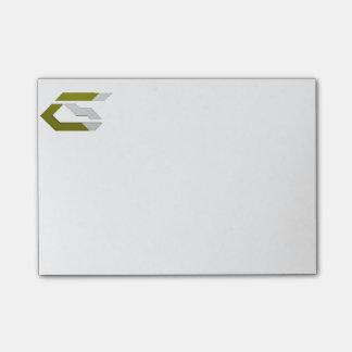 Post-it® Notes collantes de Solow de clan