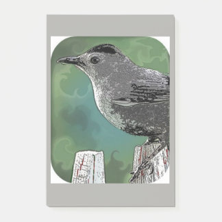 Post-it® Notes de Catbird