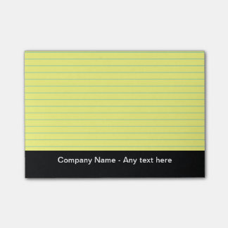 Post-it® Notes de Courrier-it® d'affaires