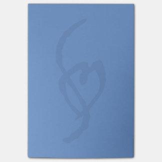 Post-it® Notes de marque de fumeron - personnalisables