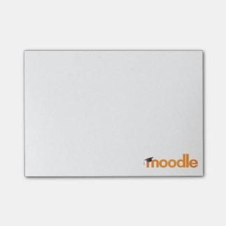 Post-it® Notes de Moodle