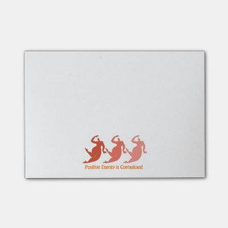 Post-it® Notes de positives d'énergie