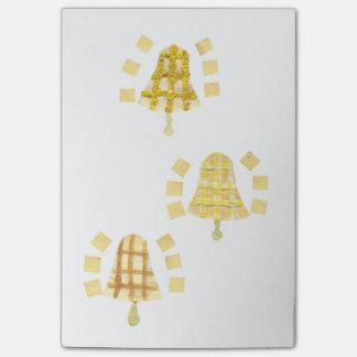 Post-it® Notes de post-it de Bell d'arbre