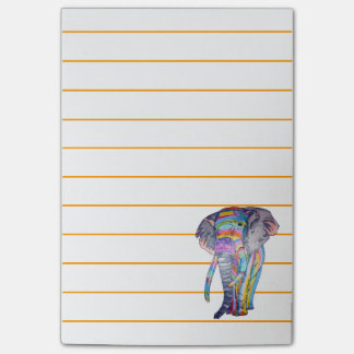 Post-it® Notes de post-it de Rainbowphant
