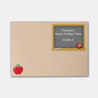 Post-it® Notes de post-it personnalisées - tableau et Apple