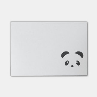Post-it® Panda mignon