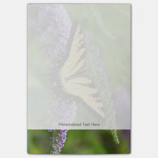 Post-it® Papillon oriental de machaon de tigre