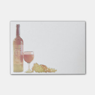 Post-it® Pastel faisant le coin de vin