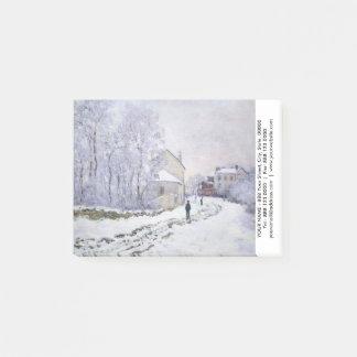 Post-it® Personnalisé avec le post-it de Claude Monet