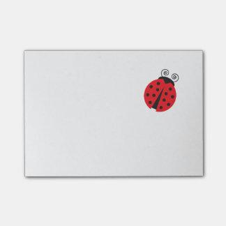 Post-it® Petite coccinelle mignonne