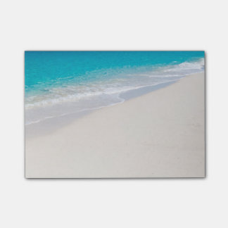 Post-it® Plage tropicale lumineuse