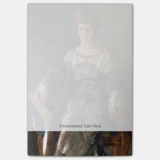 Post-it® Portrait d'Ewfimia Nosova, 1911