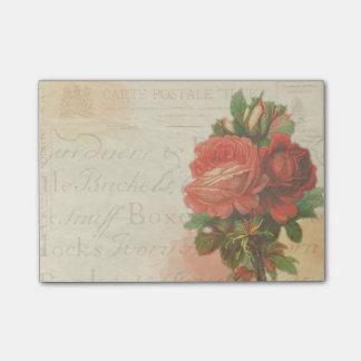 Post-it® Post-its vintages de carte postale