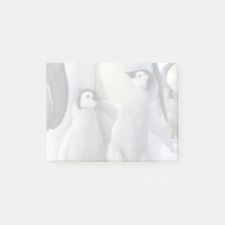 Post-it® Poussin de pingouin d'empereur