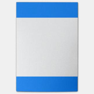 Post-it® Qualité classique d'Azur colorée