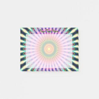 Post-it® Rayons abstraits