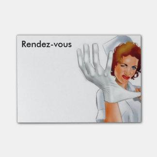 Post-it® Rendez-vous