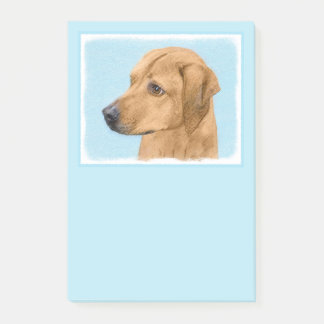 Post-it® Rhodesian Ridgeback
