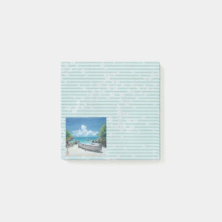 Post-it® Rivage de l'Okinawa de notes de post-it de