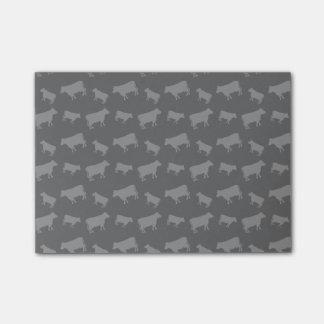 Post-it® Vaches noires