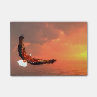 Post-it® Vol d'aigle chauve