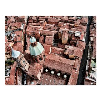 Postcard Bologna City, Italy Carte Postale