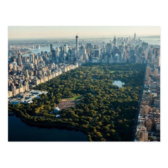 Postcard / Carte Postale Central Park NYC