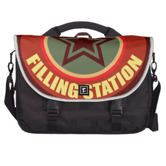 Poste d essence de sac de banlieusard d Oxygentees Sacs Pour Ordinateurs Portables