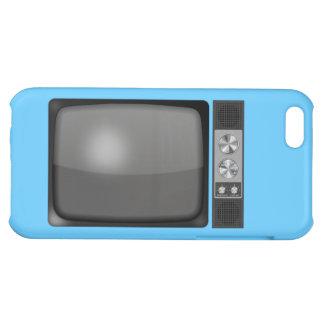 Poste TV de rétro cru Coques Pour iPhone 5C