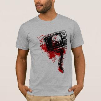 POSTE TV MORT T-SHIRT