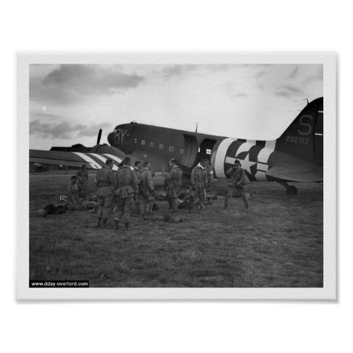 Poster 101st Airborne