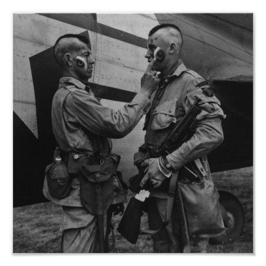 Poster 101st Airborne Pathfinders
